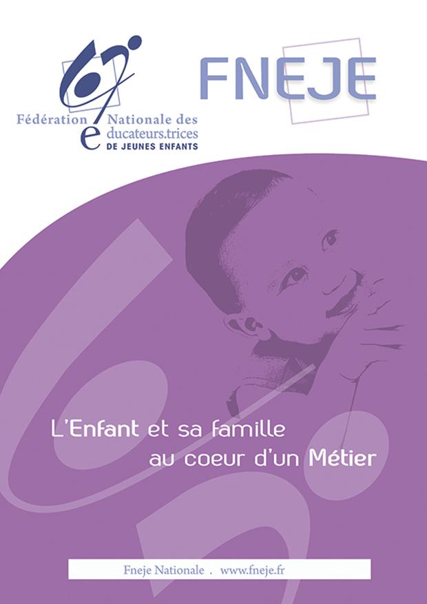 Affiche Fédération des éducateurs de jeunes enfants