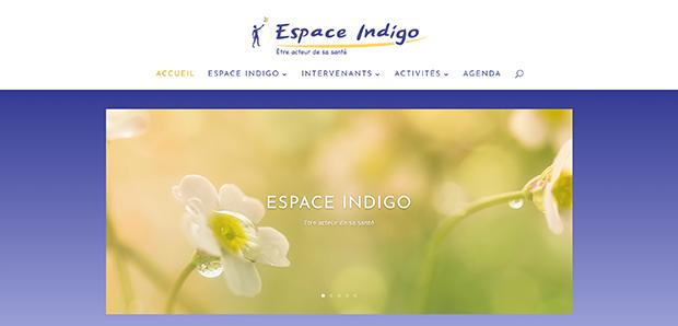 Création du site web Espace Indigo Muret