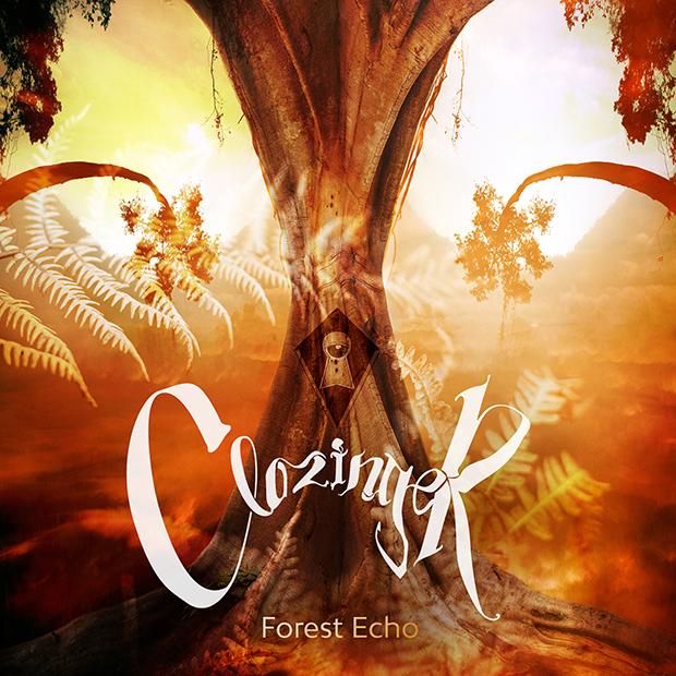 """Cover pour le morceau """" Forest Echo """" de Clozinger"""