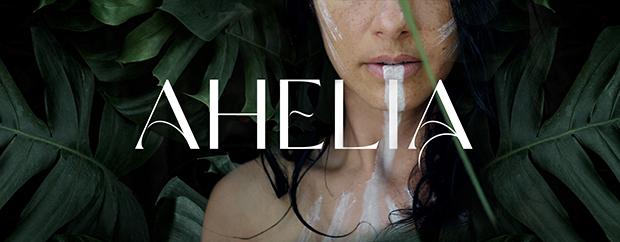 Création de logo et Photo Ahelia , Retraite et cours de Danse, Yoga, Prénatal