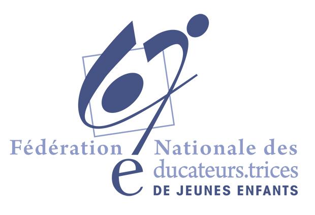 Modernisation du Logo Fnej, Fédération educateurs jeunes enfants