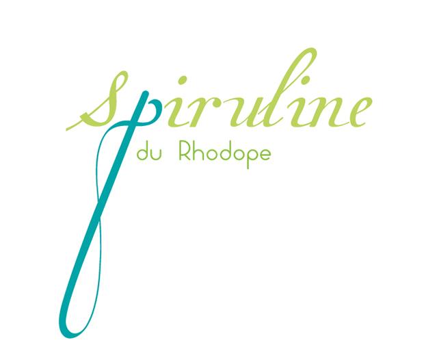 Création de logo Spiruline du Rhodope