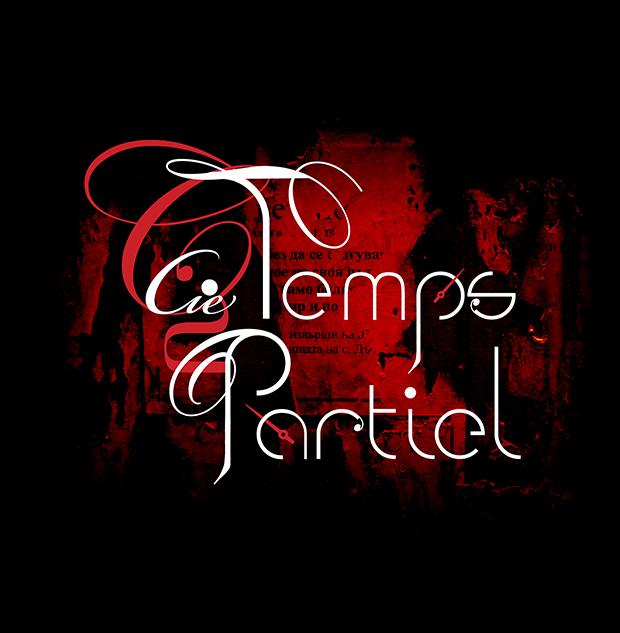 Création de logo Compagnie Theatre Temps Partiel